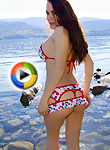 Katie Banks In A Very Cute Bikini