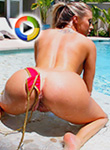 Samantha Saint in Big Tit Creampie Second Visit