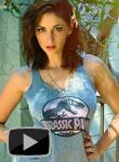 Carlotta Champagne Jurassic Park Intern